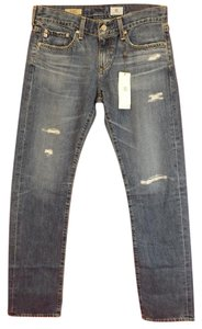 AG Adriano Goldschmied Relaxed Fit Jeans-Light Wash
