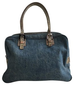 Fendi Satchel in Denim
