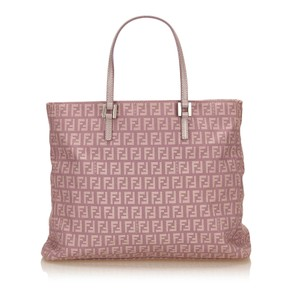 Fendi 7ifnto004 Tote in Purple