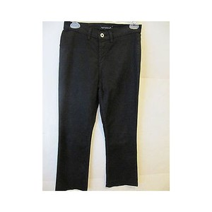 Buffalo David Bitton Womens Black Pants Capri/Cropped Denim