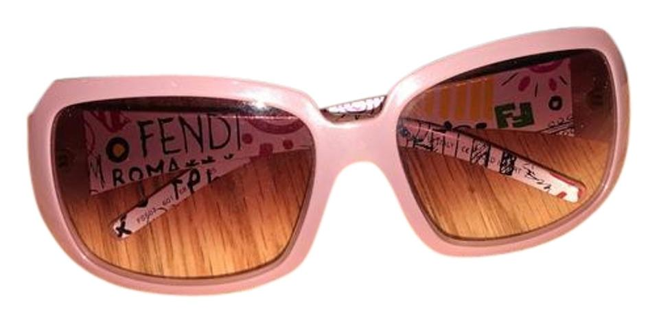 07f14fe3d69 Fendi Light Pink Fs507 Sunglasses - Tradesy