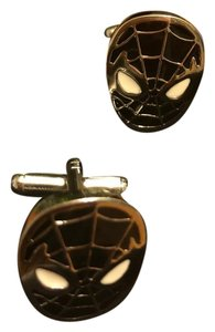 Unknown Spider Man Novelty Cuff Links
