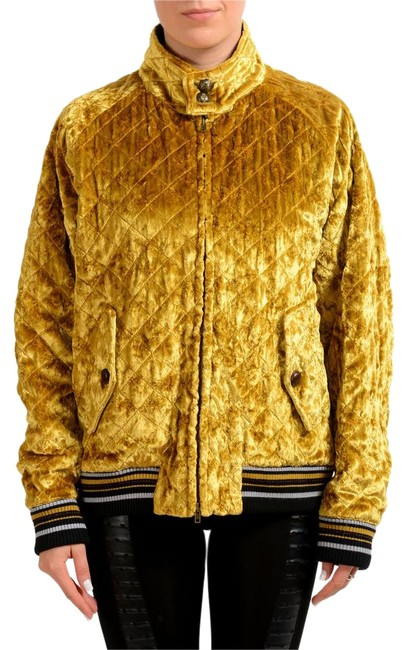 Item - Yellow V-wh-7466 Jacket Size 12 (L)