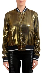 Just Cavalli Gold Jacket