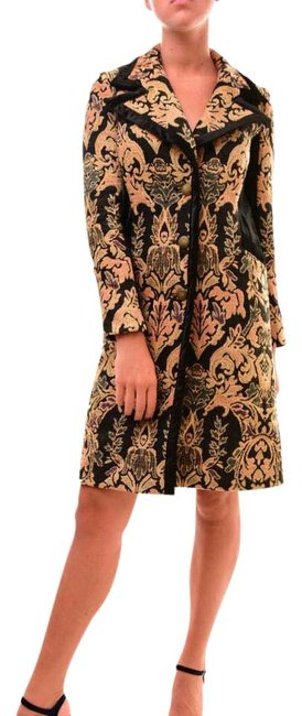 Item - Multicolor New Sold Out Jacquard Coat Size 2 (XS)
