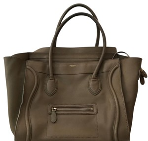 Cline Tote in Taupe
