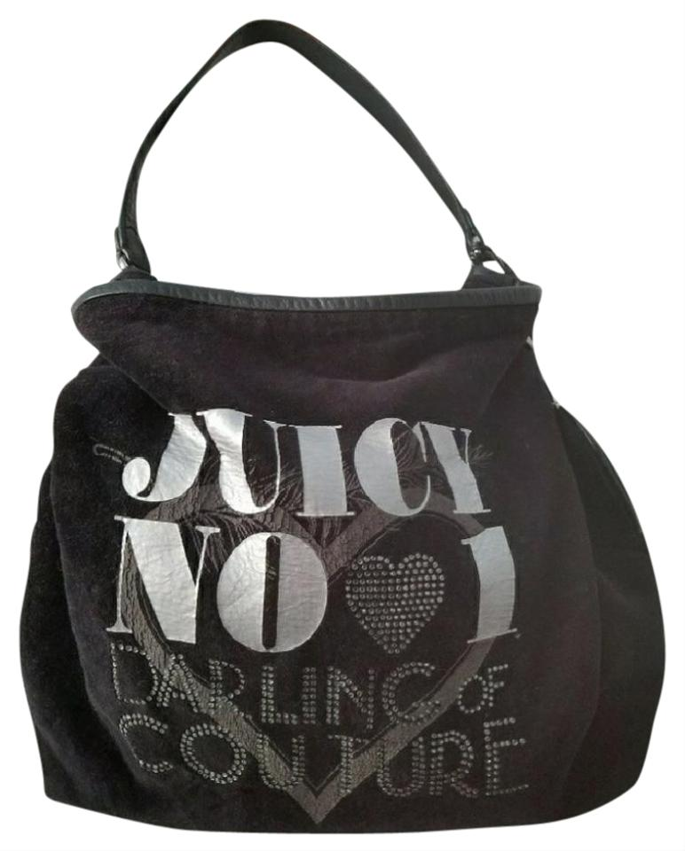 juicy couture tote hobo bag on tradesy. Black Bedroom Furniture Sets. Home Design Ideas