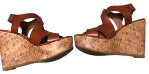 Mossimo Supply Co. brown Wedges
