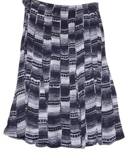 Emanuel Ungaro Skirt black gray