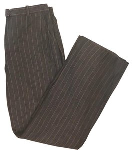 Armani Collezioni Relaxed Pants Charcoal
