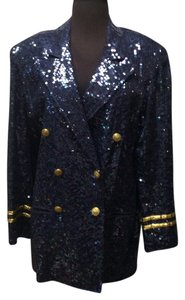 Lew Magram sequin jacket