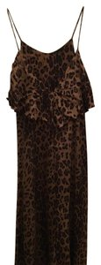 leopard Maxi Dress by Blu Moon
