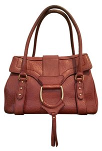 Dolce&Gabbana Dolce & Gabbana Handbag Leather Satchel in Brown