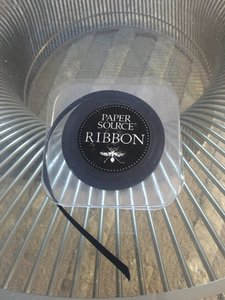 Royal Blue Paper Source Satin Ribbon