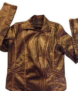Rock & Republic Gold Jacket