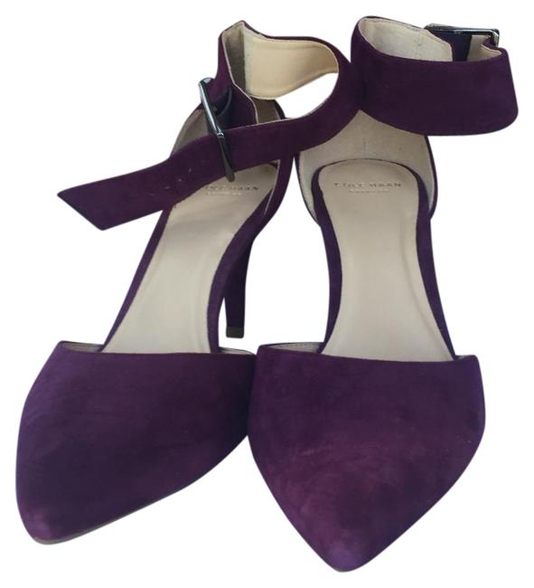 Item - Eldberry (Purple) Suede Solange Pumps Size US 6.5 Regular (M, B)