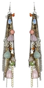 All Saints All Saints Chalcis Chain Dangle Earrings