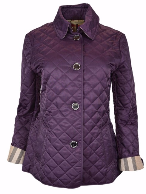 Item - Purple New Women's Copford Nova Check Jacket Size 6 (S)