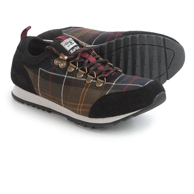 Item - Multicolor Plaid Lace Like A 7 Sneakers Size US 7.5 Regular (M, B)
