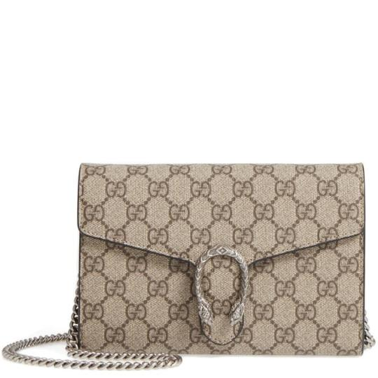 45d37a6cb Gucci Dionysus Gg Chain Wallet | Stanford Center for Opportunity ...