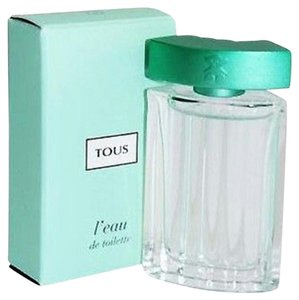 TOUS TOUS L'EAU FOR HER--MADE IN SPAIN