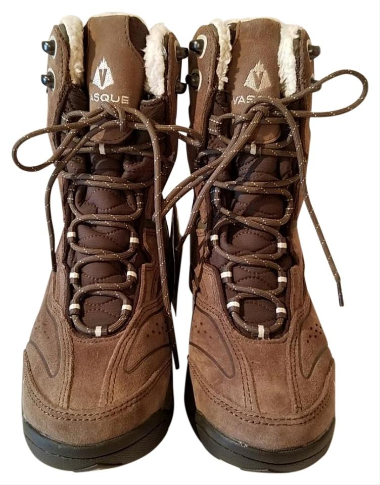 vasque taupe tan pow pow ultra dry tall hiking boots size us 6 5 regular m b tradesy. Black Bedroom Furniture Sets. Home Design Ideas