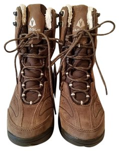 Vasque Taupe Tan Boots