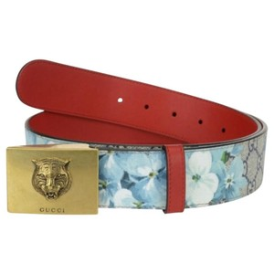 Gucci Bangle GG supreme belt 90B