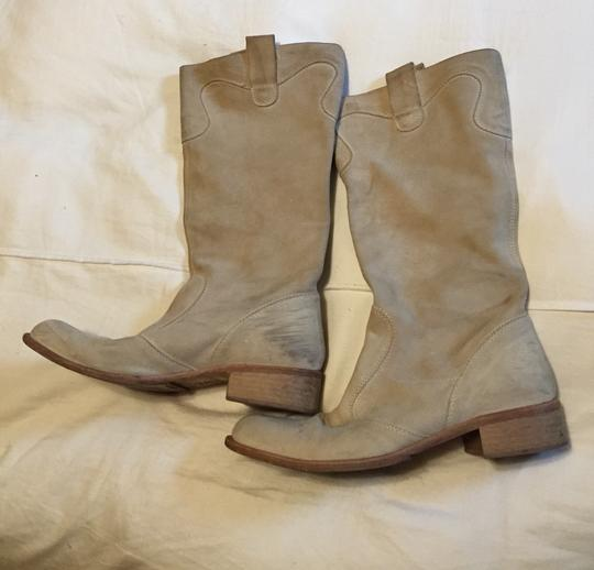Accademia Sand Boots