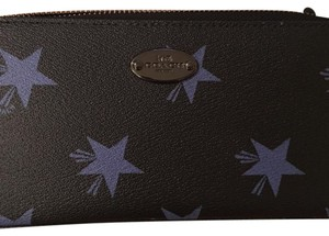 Coach COACH LIMITED EDITION BLUE STAR WALLET
