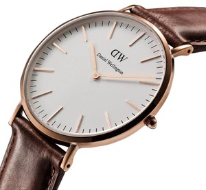 Daniel Wellington 0109DW DANIEL WELLINGTON BRISTOL UNISEX WATCH 40mm