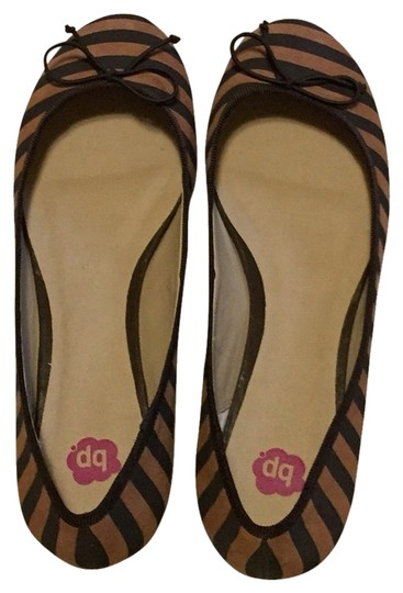 BP. Clothing Brown Flats