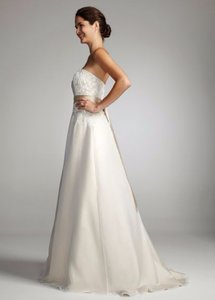 David's Bridal Op1226 Wedding Dress