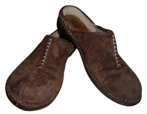 UGG Boots BROWN Mules