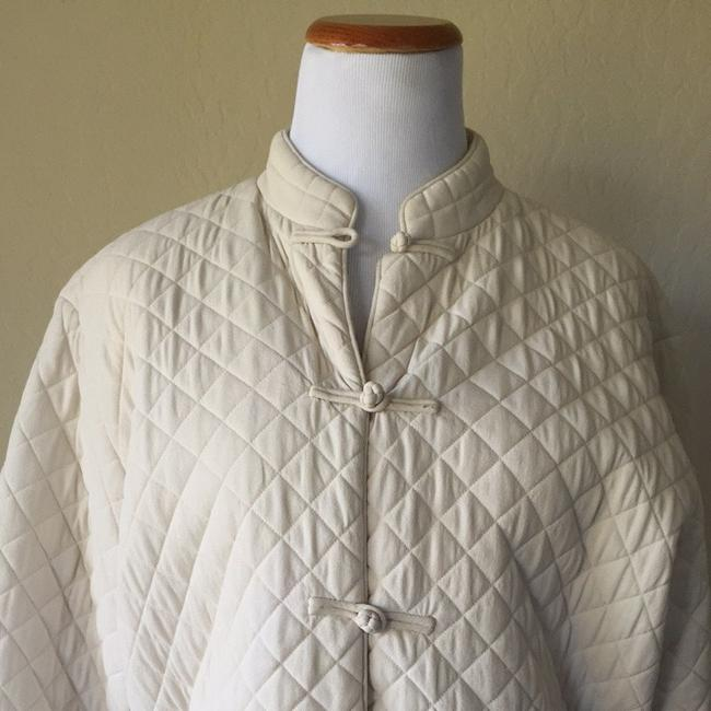 Eileen Fisher Cream Jacket