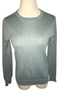 Who What Wear x Target Work Blue Casual Dressy Sweater
