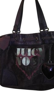 Juicy Couture Satchel in Purple