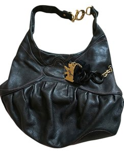 Juicy Couture Leather Totes Shoulder Bag