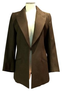 Givenchy 100%wool Brown Blazer