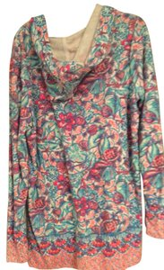 3cdb51df72 Lilly Pulitzer Lilly Pulitzer Long Sleeve w/hood Terry Cloth Bathing Suit  Cover-Up