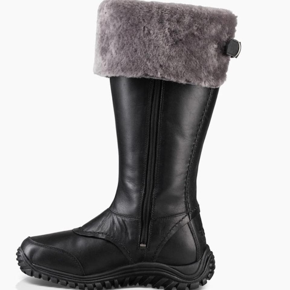5c6a02fe4e7 UGG Australia Black Miko Waterproof/Cold Rated Boots/Booties Size US 9  Regular (M, B) 37% off retail