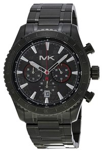 Michael Kors Michael Kors Richardson Black Chronograph Watch MK8352