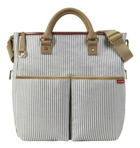 Skip Hop New French Stripe Diaper Bag