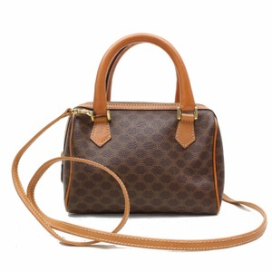 Cline Speedy Bandouliere Speedy Duffle Boston Cross Body Bag
