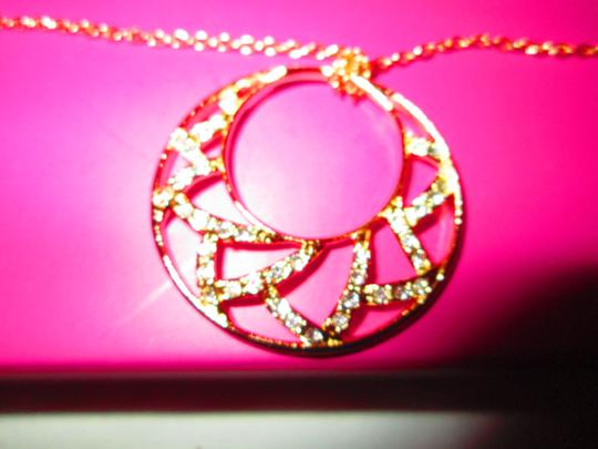 Charter Club Goldtone Necklace with matching earrings