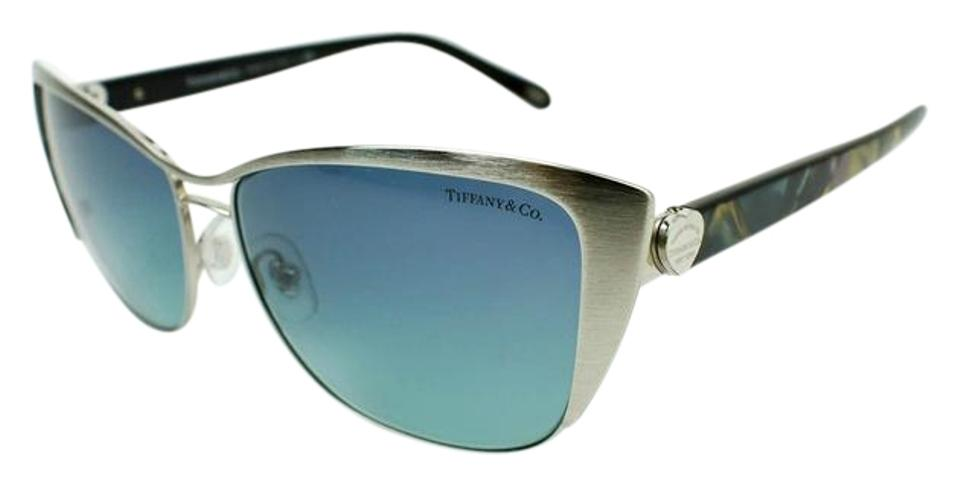 1a165f534c63 Tiffany Aviator Sunglasses Silver