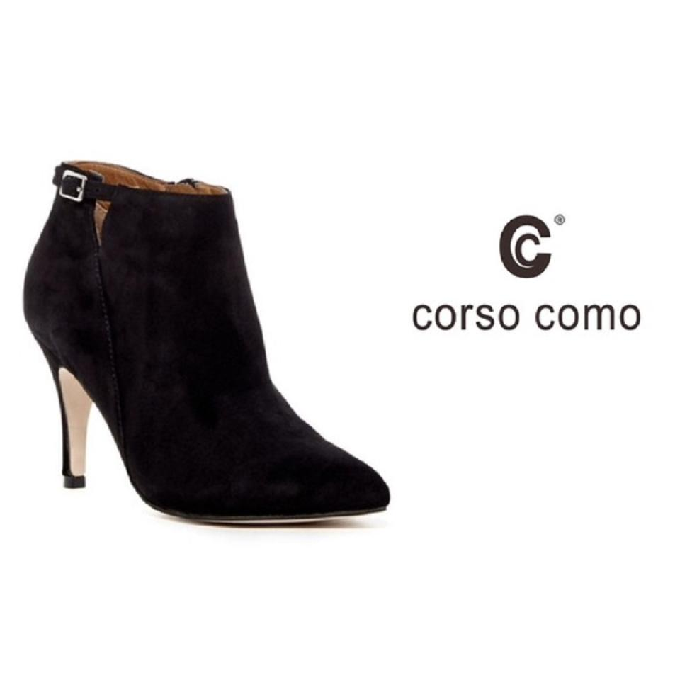Corso Como Roster Black Roster Como Pointy Toe Boots/Booties 91f7f5