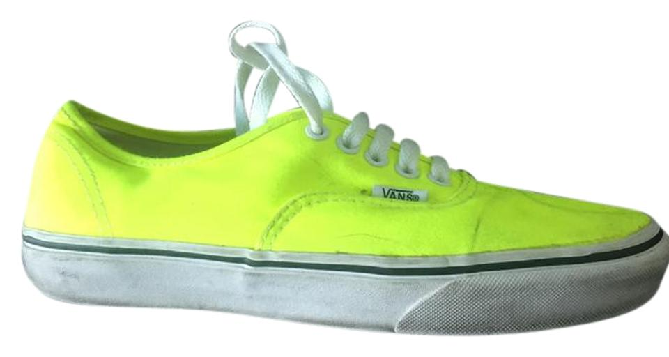 Vans Sneakers Lowtop Neon yellow Athletic Image 0 ... 2882ebaf3