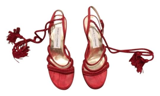 Preload https://item1.tradesy.com/images/dolce-and-gabbana-red-pumps-2229475-0-0.jpg?width=440&height=440