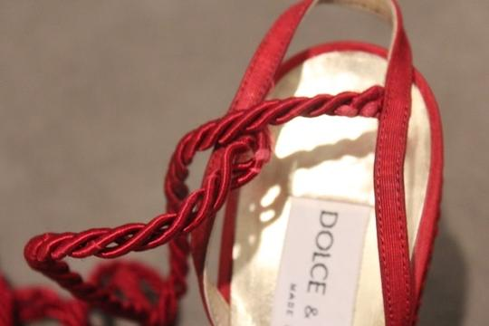 Dolce&Gabbana Red Pumps